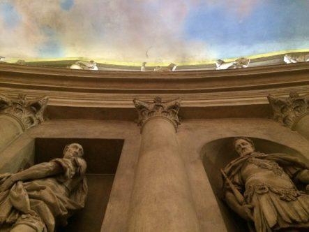 Teatro Olimpico di Palladio a Vicenza