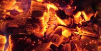 Seamless Hot Coals Texture