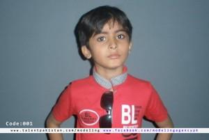 Male Childern Modeling Agency in Pakistan