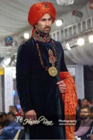 Athar Amin Pakistani model