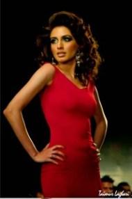iman ali pakistani female model