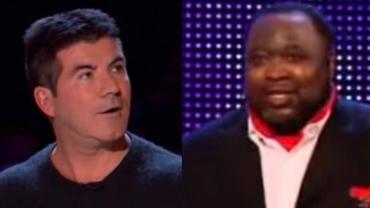 Simon Cowell Makes Fun of This Gospel Singer – Then Everyone is Blown Away