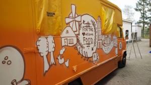 L2L Foodtruck art