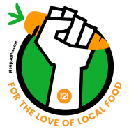 For the love of local food L2L Talents logo