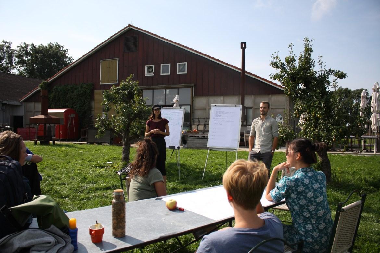L2L Talents workshop bij De Seizoensarbeider.
