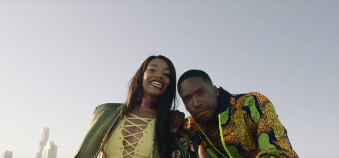 Dany Synthé – Too Good To You ft. Davido, Shay (Clip Officiel)