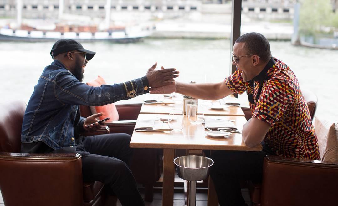 Mohombi annonce la sortie de «Zonga Mama» feat Fally Ipupa !