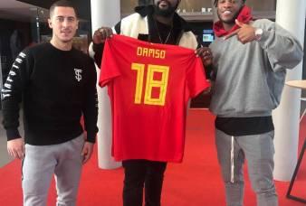 Damso composera l'hymne de la Belgique pour le mondial 2018