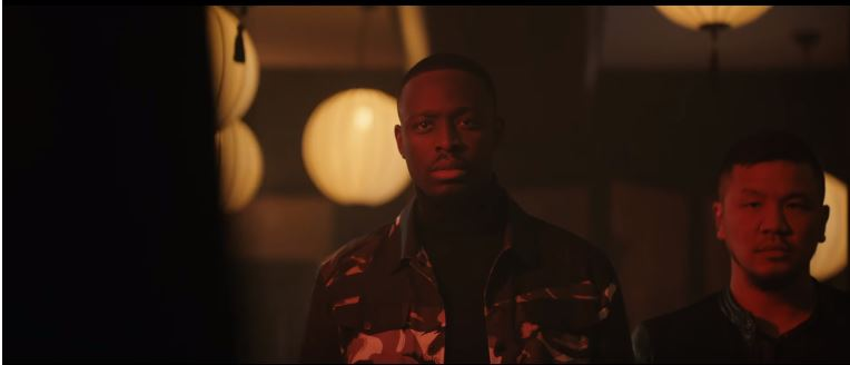 DADJU – Django ft. Franglish (Clip Officiel)