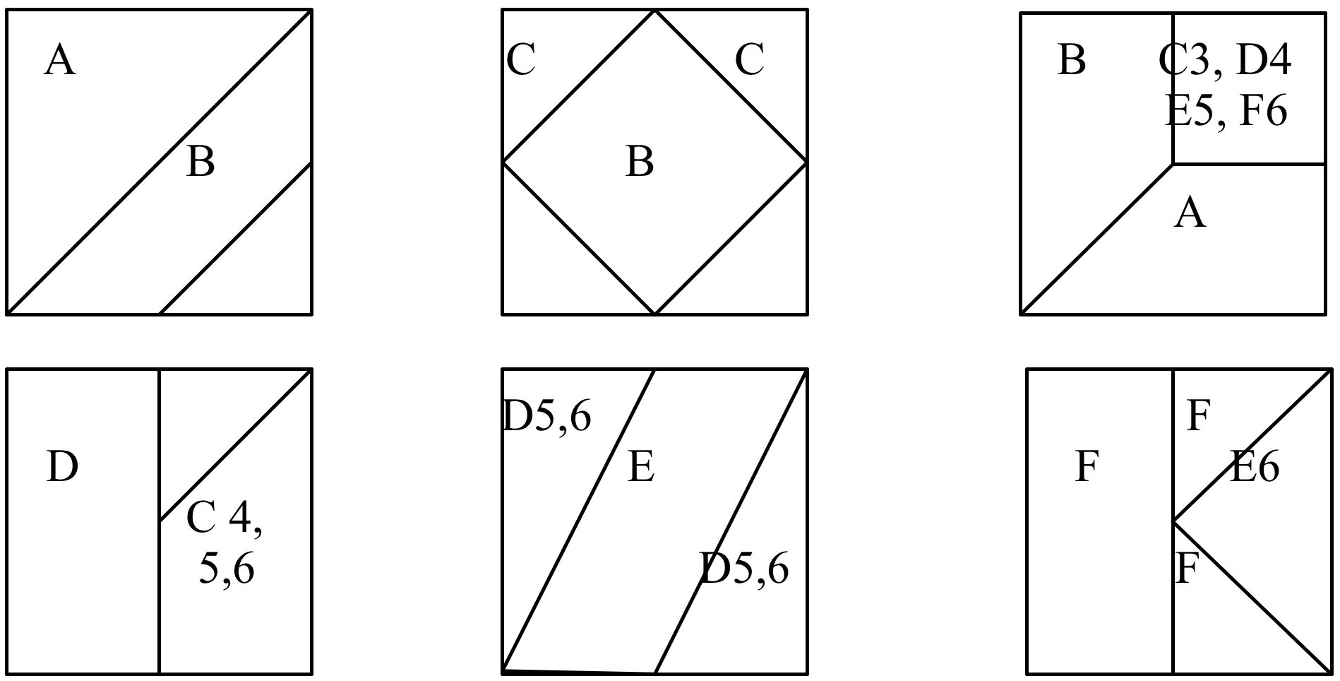 Broken Squares Version 3 - Stanford ED 284