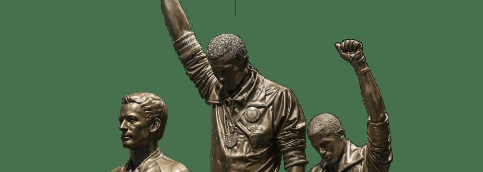 1968 Olypics Black Power