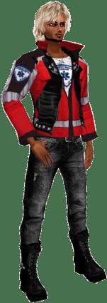 M IMVU Avatar Paramedic