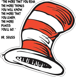 The More you read - Dr Seuss