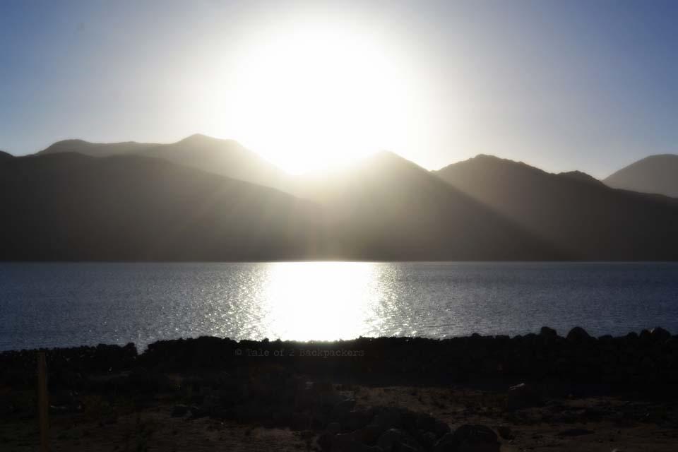 Pangong Lake, Leh