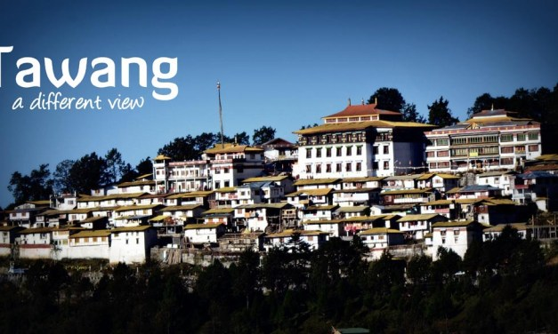Tawang – a different view