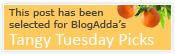 Tangy Tuesday Picks - Blogadda