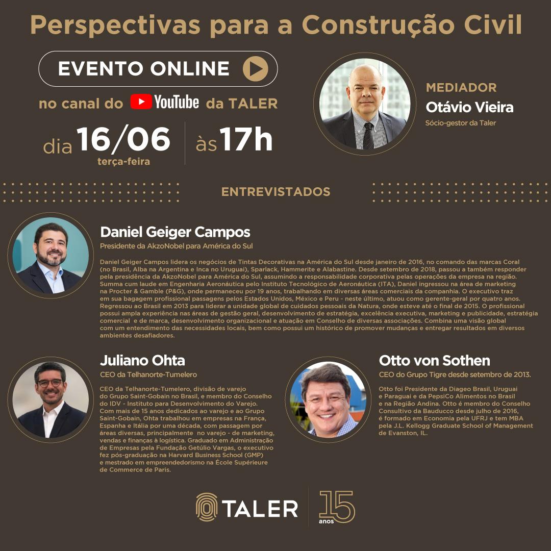 Perspectivas para a Construção Civil