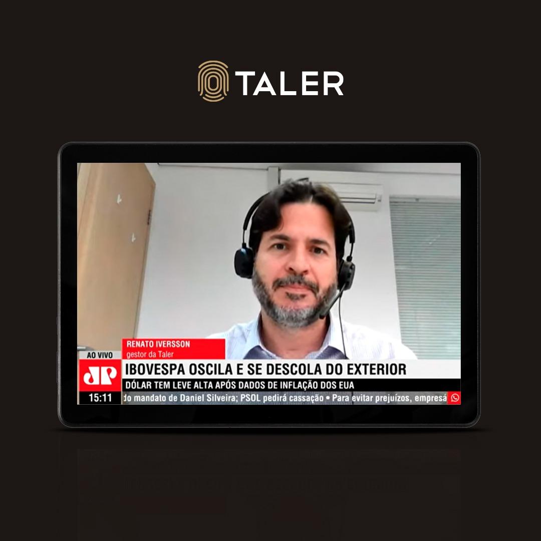 Entrevista ao Jornal Jovem Pan – 10/06