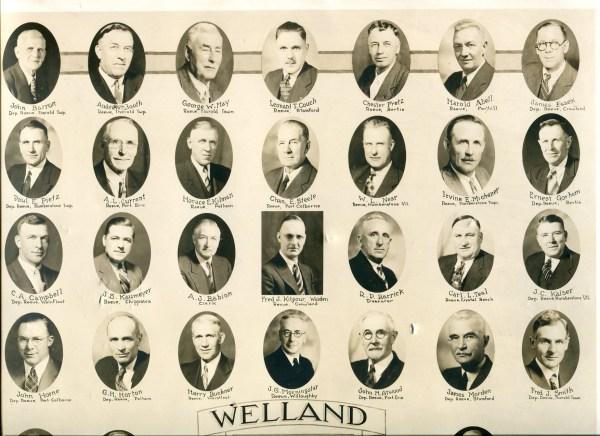Welland History