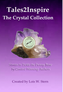 The #Tales2InspireCrystal Collection is filled with Stories to Tickle the Funny Bone