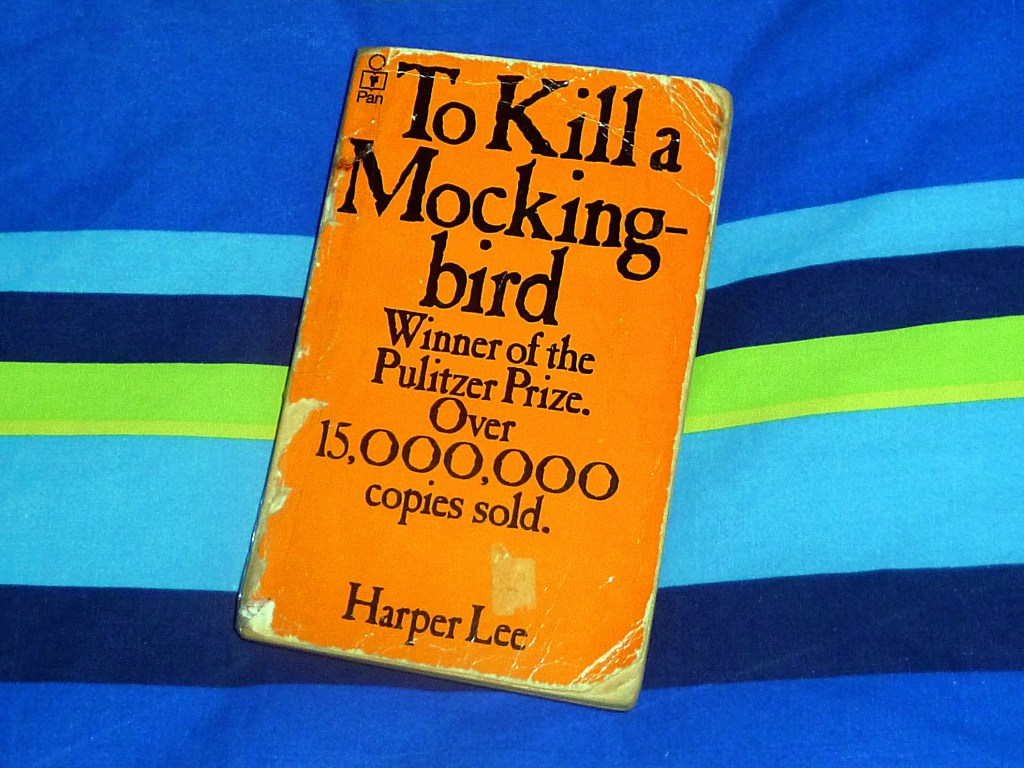 To Kill a Mockingbird_Harper Lee