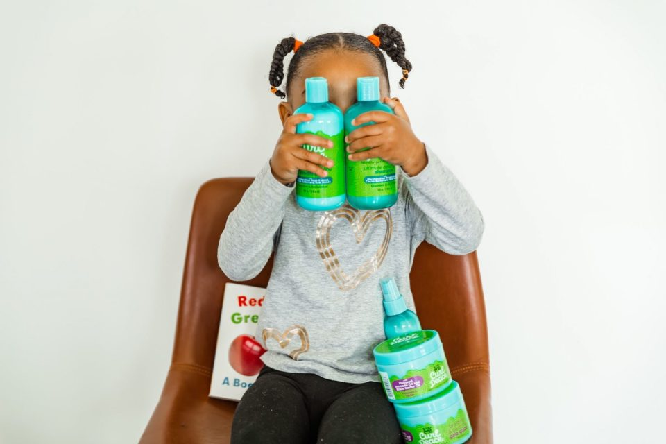 kids curly hair products