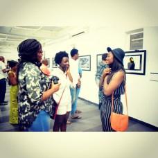 An exhibition