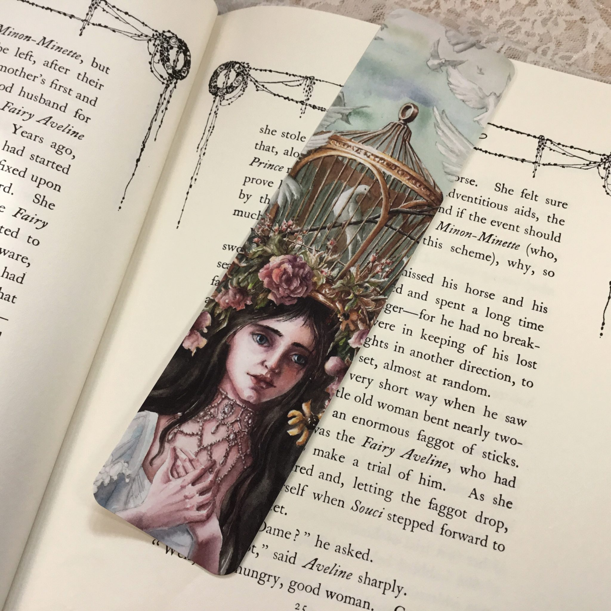 Postcards and Bookmarks