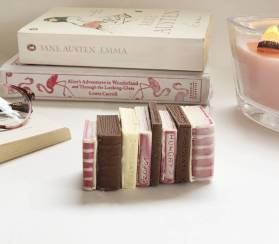 Best Gifts for Book Lovers Miniature Chocolate