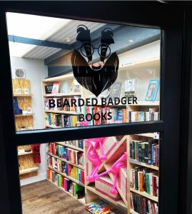 Independent Bookshop Bearded Badger Books Gallery 2