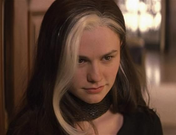 Rogue Untouched Book Review Anna Paquin as Rogue