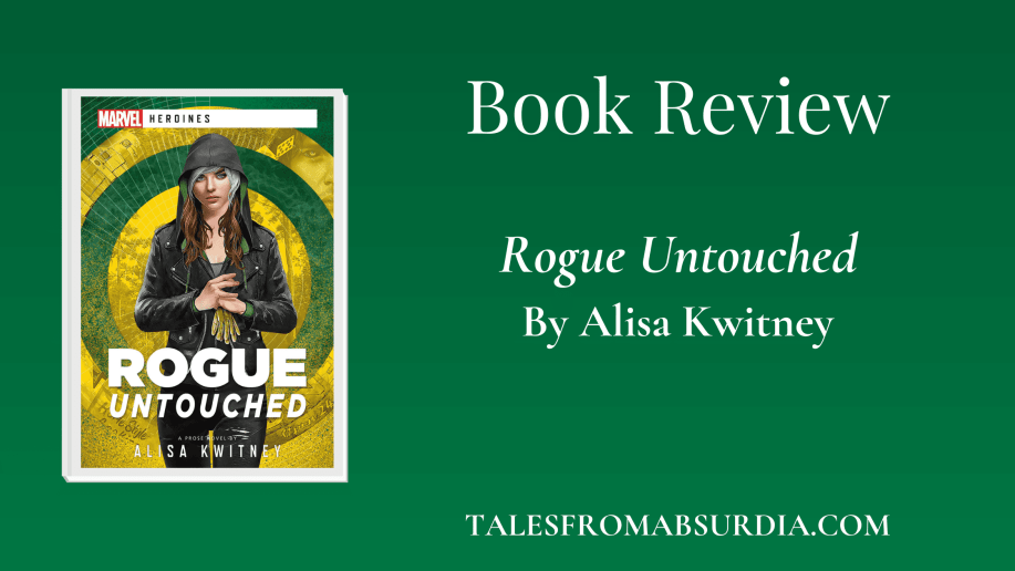Rogue Untouched Book Review Blog Image