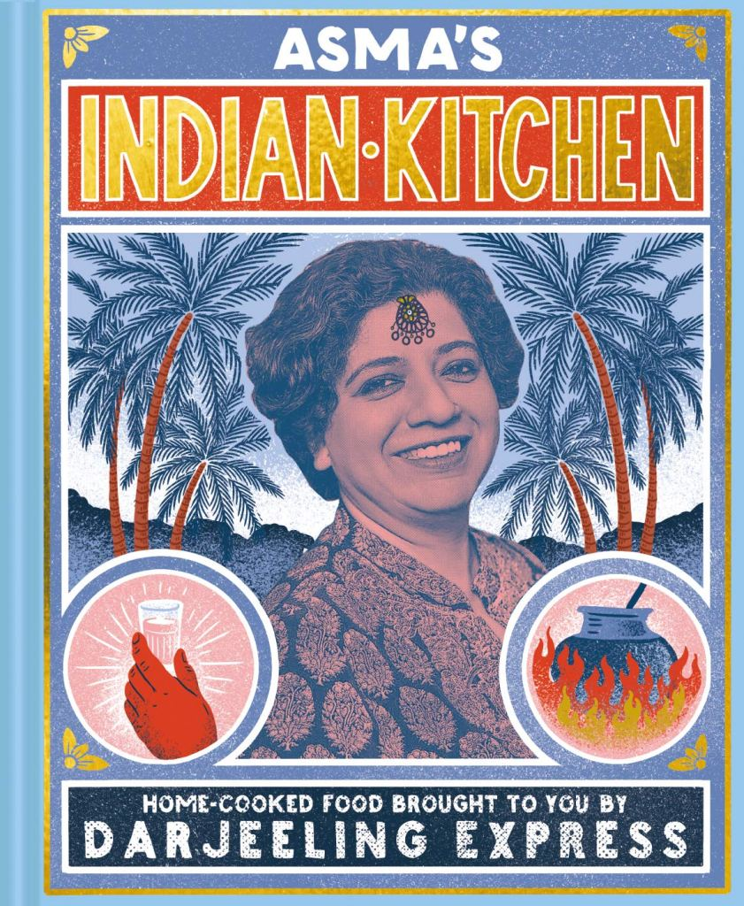 Asma's Indian Kitchen Book Cover