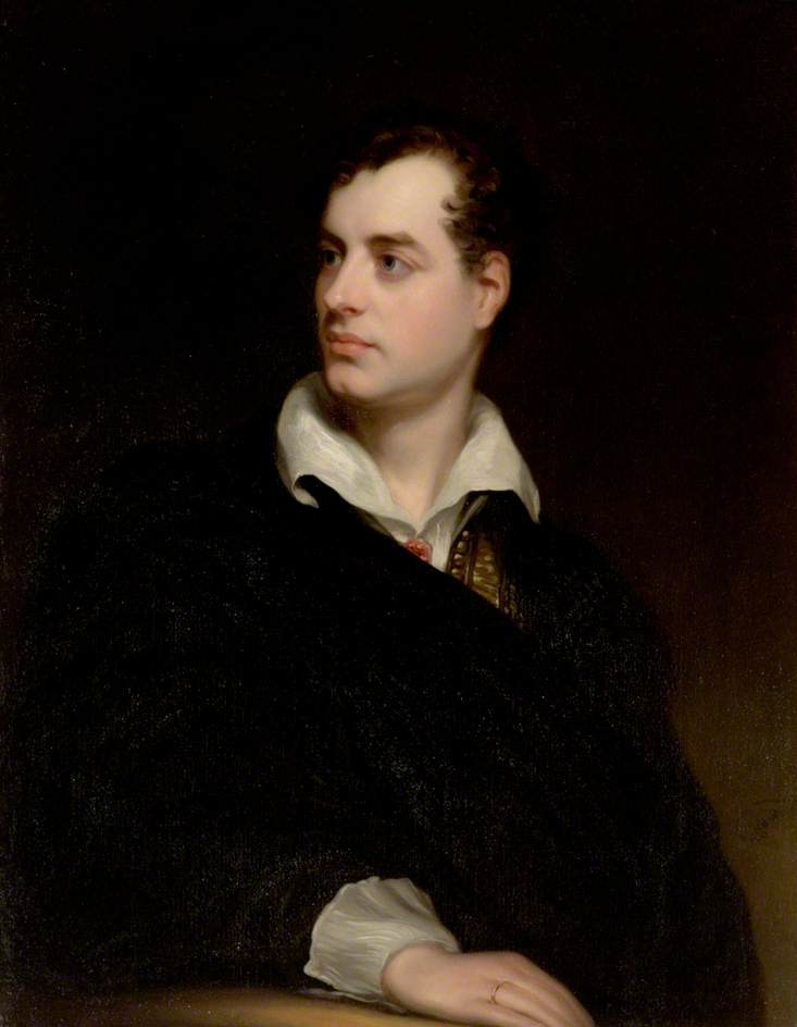 What It Feels Like for a Girl Lord Byron