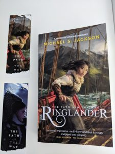 Ringlander The Path and the Way Book Cover