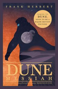 Dune Messiah Book Cover