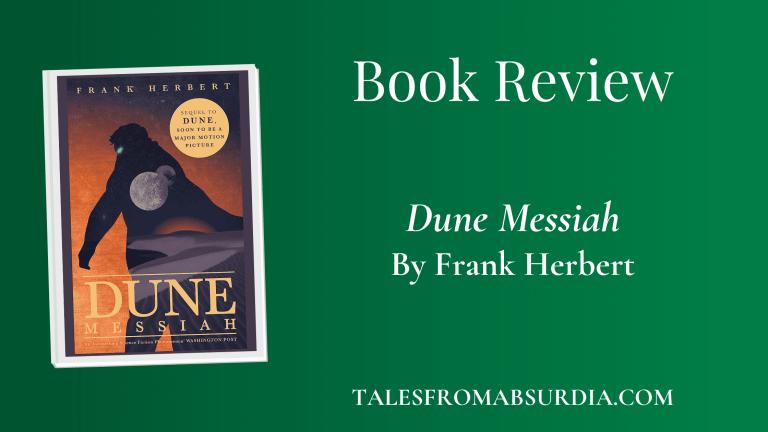 Dune Messiah Book Review