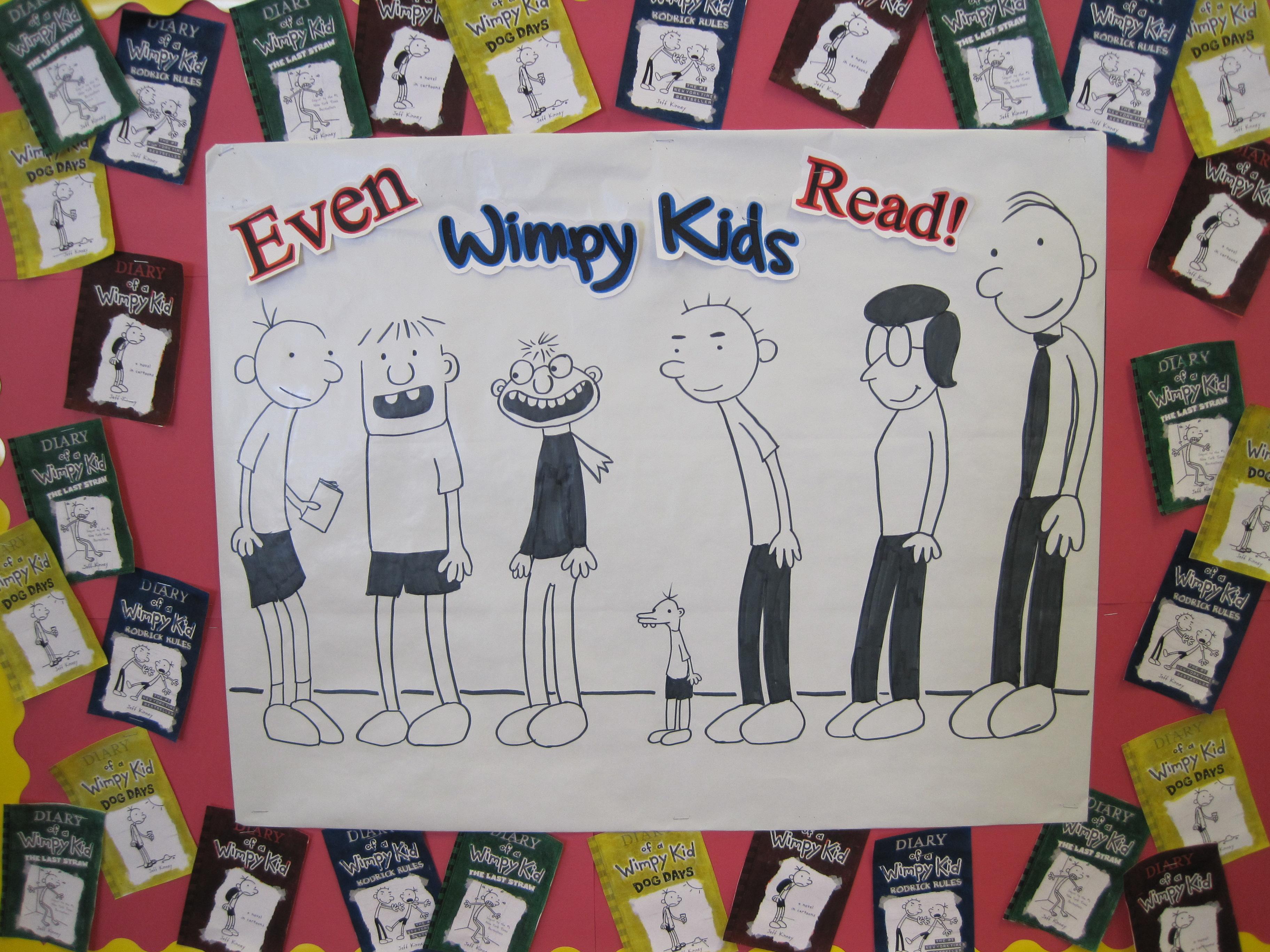 Wimpy Kids