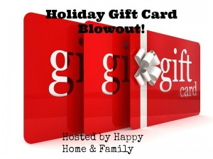 Holiday GC blowout