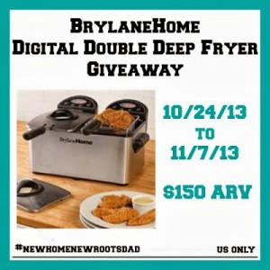brylane home fryer