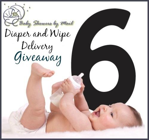 diaper giveaway