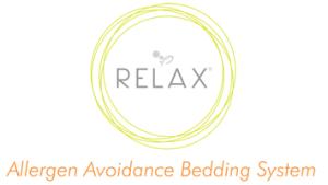 relax bedding logo
