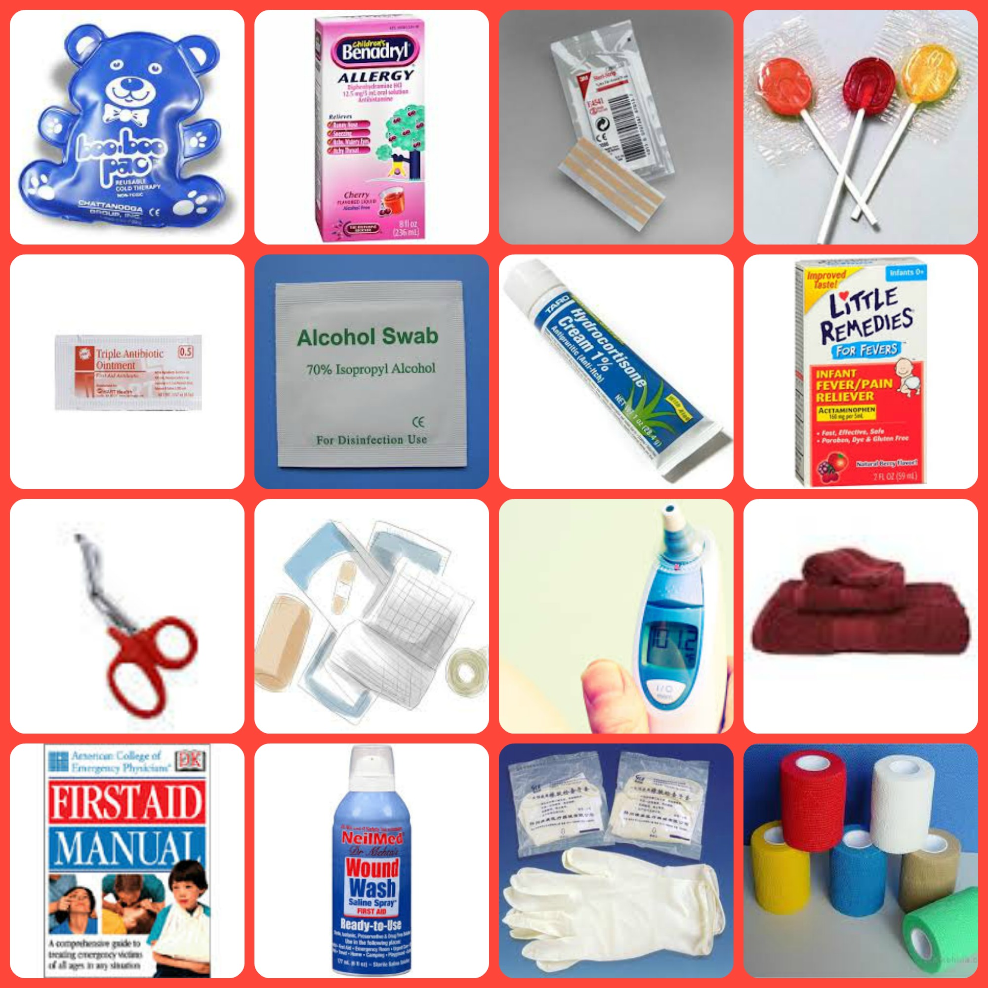 20 Things To Have In A Toddler First Aid Kit Tales From