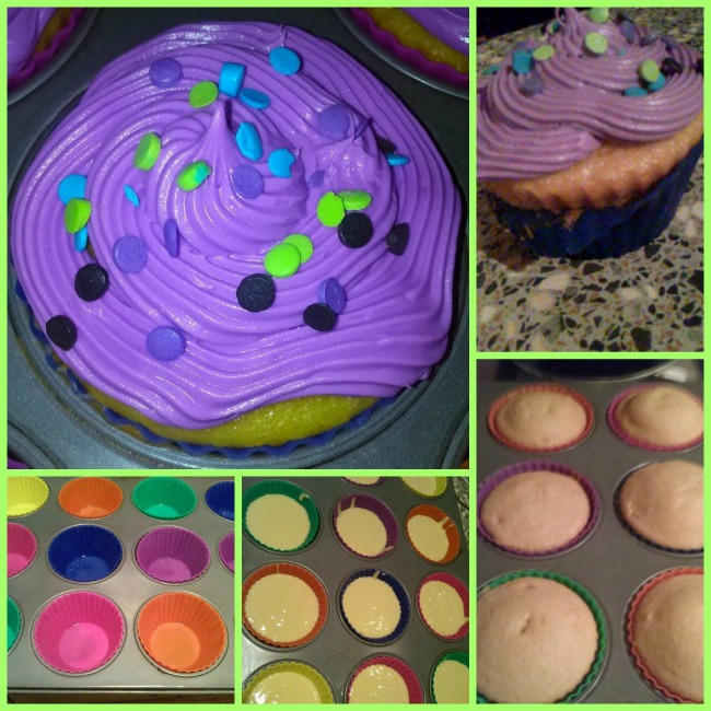 PicMonkey cupcakeCollage