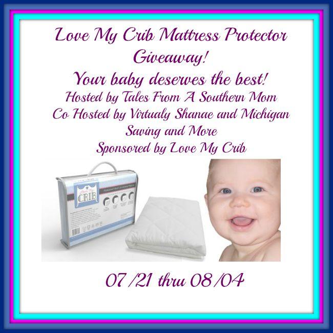 Love My Crib Giveaway