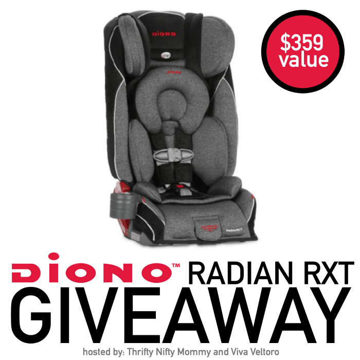 DIONO Radian giveaway