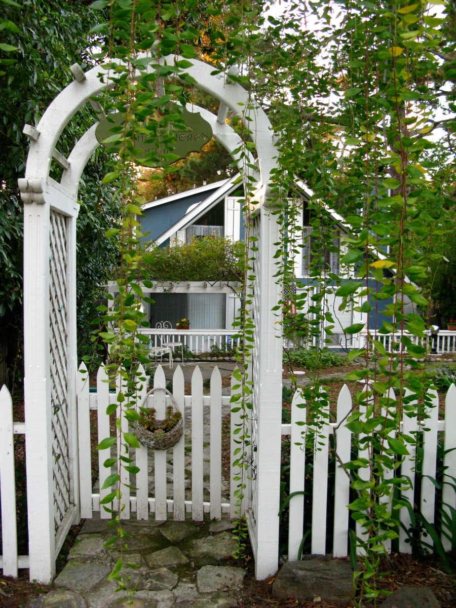The Fence That Makes Good Neighbors Needs A Gate To Make