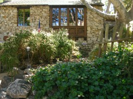 Greystone Cottage- On Carmel's Historic Register of Homes