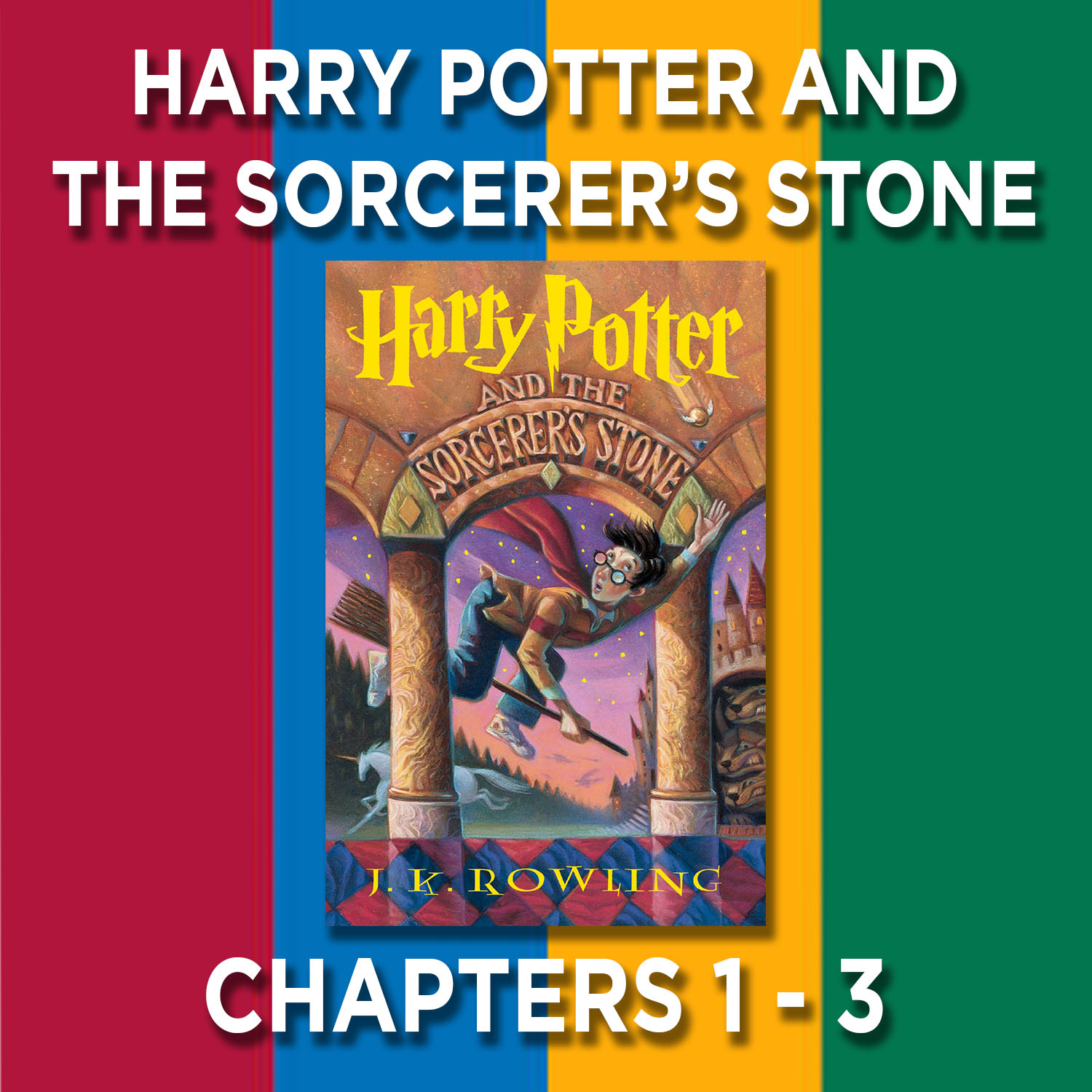 Harry Potter Book 3 Chapters