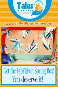 a pinterest image for the 2018 fabfitfun spring box